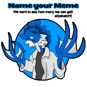 Meme Family Crest