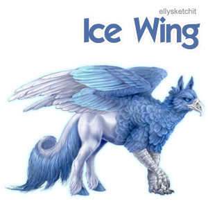 Ice Wing Family Crest