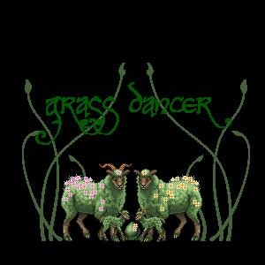 Grass Dancer Family Crest