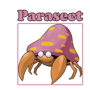 Parasect Family Crest