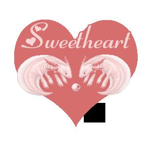 Sweetheart Family Crest