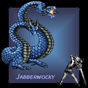 Jabberwocky Family Crest