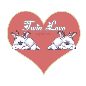 Twin Love Family Crest