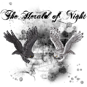 the Herald of Night Family Crest