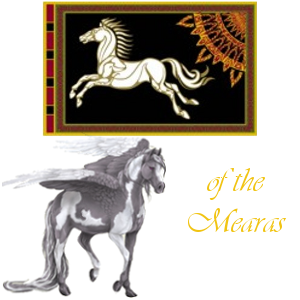 of the Mearas Family Crest