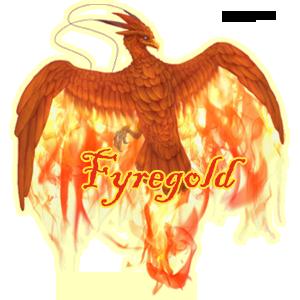 Fyregold Family Crest