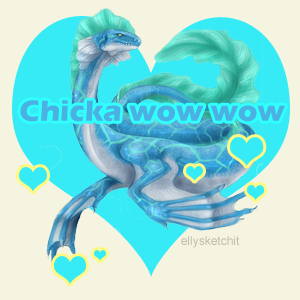 Chicka wow wow Family Crest