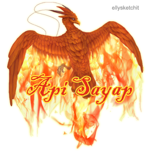 Api Sayap Family Crest