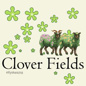 Clover Fields Family Crest