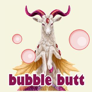 Bubblebutt Family Crest