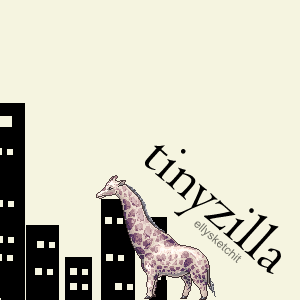 Tinyzilla Family Crest