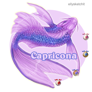 Capricona Family Crest
