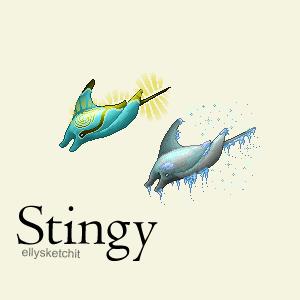Stingy Family Crest