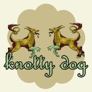 Knotty Dog Family Crest