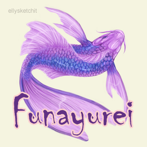 Funayurei Family Crest