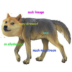 Doge Family Crest
