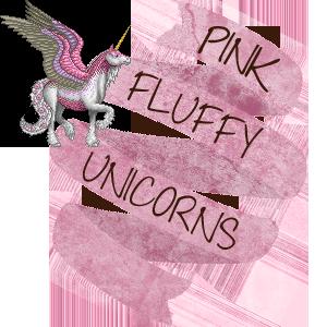PINK FLUFFY UNICORNS Family Crest