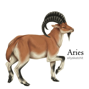 Aries Family Crest