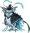 comforter owl Family Crest