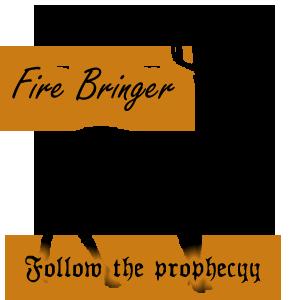Firebringer Family Crest