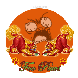 Foo Paws Family Crest