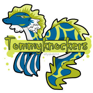 Tommyknocker Family Crest