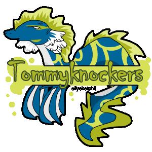 Tommyknocker Family Crest