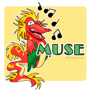 Muse Family Crest