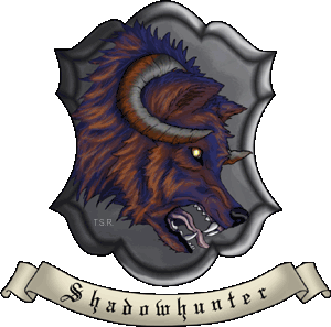 Shadowhunter Family Crest