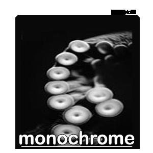 Monochrome Family Crest