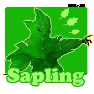 Sapling Family Crest
