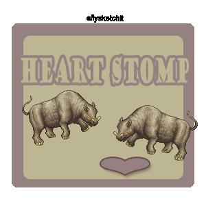 Heart Stomp Family Crest