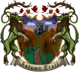 Autumn Trail Family Crest