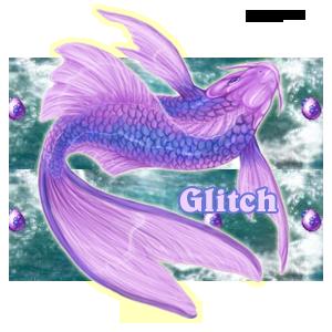Glitch Family Crest