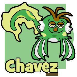 Chavez Family Crest