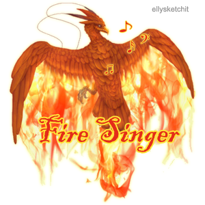 Fire Singer Family Crest