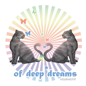 Of Deep Dreams Family Crest