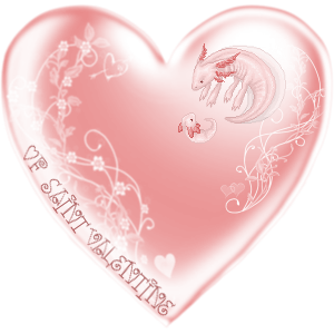 of Saint Valentine Family Crest