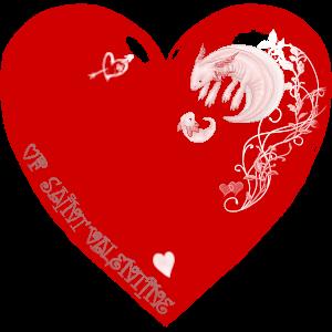 of Saint Valentine Family Crest