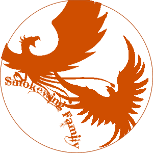 SmokeWing Family Crest