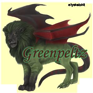 Greenpeltz Family Crest