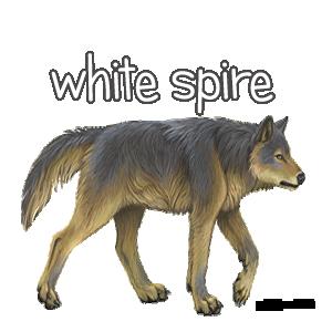 White Spire Family Crest