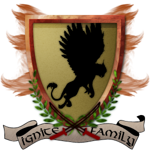 Ignite Family Crest