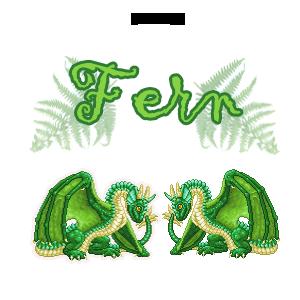 Fern Family Crest