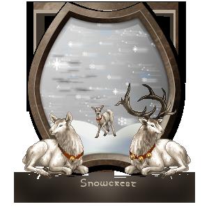 Snowcrest Family Crest