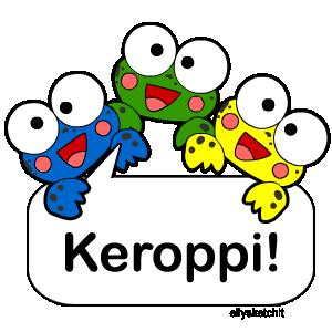 Keroppi Family Crest