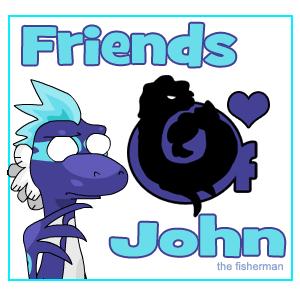 friend of John Family Crest