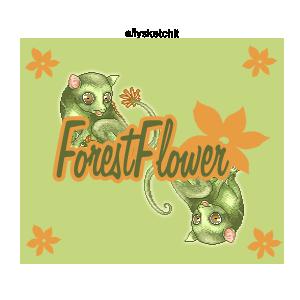 ForestFlower Family Crest