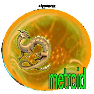Metroid Family Crest