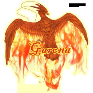 Garona Family Crest